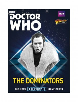 Doctor Who Exterminate! Miniatures The Dominators *English Version*