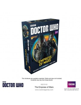Doctor Who Exterminate! Miniatures The Empress of Mars *English Version*