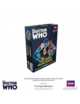 Doctor Who Exterminate! Miniatures The Papal Mainframe *English Version*