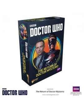 Doctor Who Exterminate! Miniatures The Return of Doctor Mysterio *English Version*