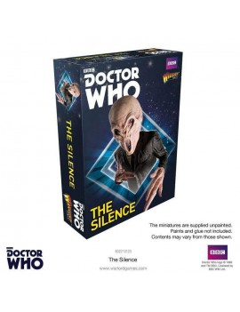 Doctor Who Exterminate! Miniatures The Silence *English Version*