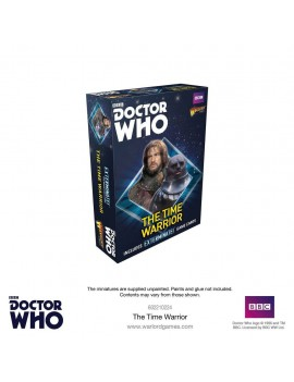 Doctor Who Exterminate! Miniatures The Time Warrior *English Version*