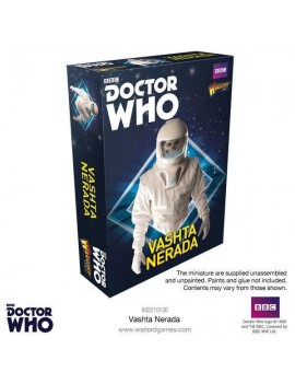 Doctor Who Exterminate! Miniatures Vashta Nerada *English Version*
