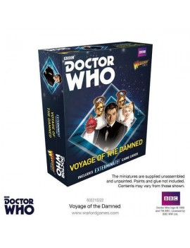 Doctor Who Exterminate! Miniatures Voyage of the Damned *English Version*