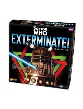 Doctor Who Miniatures Game Exterminate! *English Version*