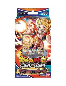 Dragon Ball Super Card Game Season 5 Starter Deck Resurrected Fusion *English Version*