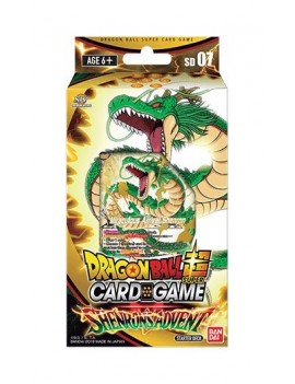 Dragon Ball Super Card Game Season 5 Starter Deck Shenron's Advent *English Version*