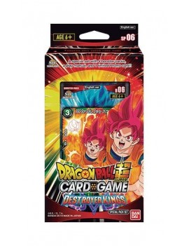 Dragon Ball Super Card Game Season 6 Special Pack Destroyer Kings *English Version*