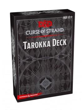 Dungeons & Dragons Curse of Strahd: The Tarokka Deck *English Version*