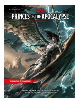 Dungeons & Dragons RPG Adventure Elemental Evil - Princes of the Apocalypse english