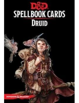Dungeons & Dragons Spellbook Cards: Druid Deck *English Version*
