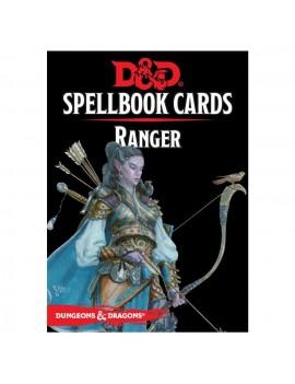 Dungeons & Dragons Spellbook Cards: Ranger Deck *English Version*