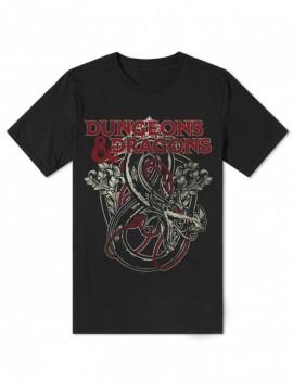 Dungeons & Dragons T-Shirt Logo
