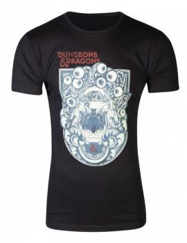 Dungeons & Dragons T-Shirt Poster