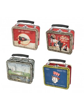 Fallout 76 Mini Tin Totes Blind Box Display (10)