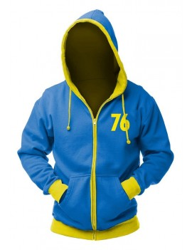 Fallout Hooded Sweater Vault 76