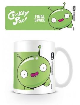 Final Space Mug Mooncake - Chookity Pok