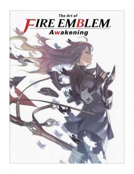 Fire Emblem Art Book The Art of Fire Emblem *English Version*
