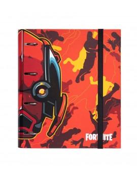 Fortnite Ring Binder Silhouettes II