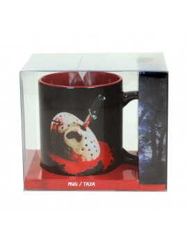 Friday the 13th Mug Jason Mask Poster