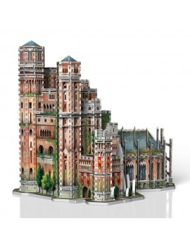 Game of Thrones 3D Puzzle The Red Keep