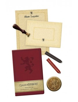 Game of Thrones Deluxe Stationery Set House Lannister