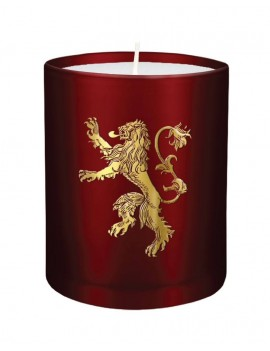 Game of Thrones Glass Candle House Lannister 8 x 9 cm