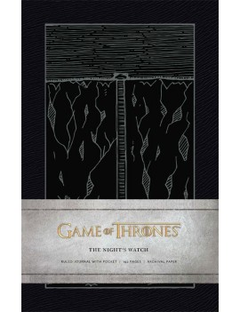 Game of Thrones Hardcover Ruled Journal The Night's Watch