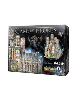 Game of Thrones PAD Demo 3D Puzzle The Red Keep