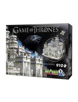 Game of Thrones PAD Demo 3D Puzzle Winterfell