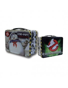 Ghostbusters Tin Tote Stay Puft Marshmallow Man