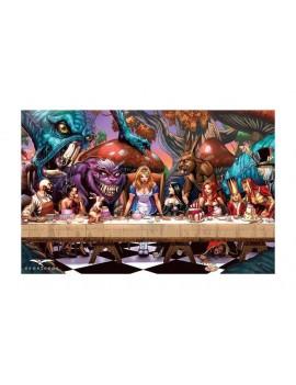 Grimm Fairy Tales Puzzle Wonderland
