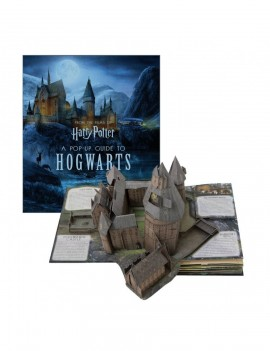 Harry Potter 3D Pop-Up Book A Pop-Up Guide to Hogwarts