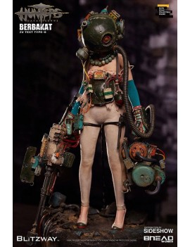 Hunters Day After WWIII Action Figure 1/6 ZV Berbakat Test Type-0 39 cm