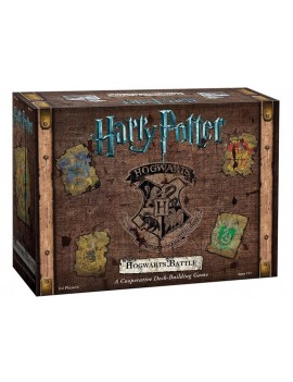 Harry Potter Deck-Building Card Game Hogwarts Battle