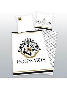 Harry Potter Duvet Set Hogwarts (Gold) 135 x 200 cm / 80 x 80 cm