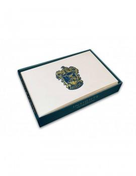 Harry Potter Foil Note Cards 10-Pack Ravenclaw 89 x 132 mm