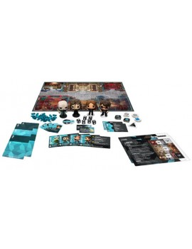 Harry Potter Funkoverse Board Game 4 Character Base Set *English Version*