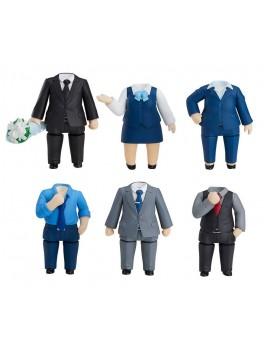 Nendoroid More 6-pack Decorative Parts for Nendoroid Figures Dress-Up Suits 02