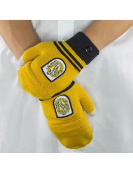 Harry Potter Gloves (Fingerless) Hufflepuff