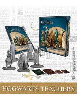 Harry Potter Miniature 35 mm 5-Pack Hogwarts Teachers *English Version*