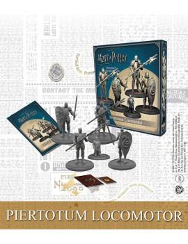 Harry Potter Miniature 35 mm 5-Pack Piertotum Locomotor *English Version*