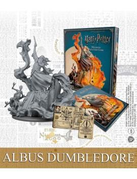 Harry Potter Miniature 35 mm Albus Dumbledore *English Version*