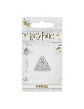 Harry Potter Pin Badge Deathly Hallows