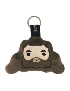 Harry Potter Plush Keychain Hagrid 6 cm