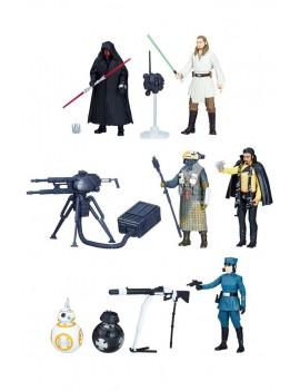 Star Wars Force Link 2.0 Action Figures 10 cm 2-Packs 2018 Wave 1 Assortment (8)