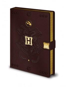 Harry Potter Premium Notebook A5 Quidditch