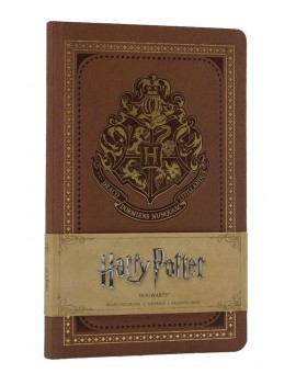 Harry Potter Ruled Notebook Hogwarts