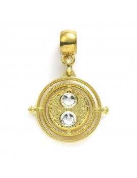 Harry Potter Slider Charm Time Turner (gold plated)