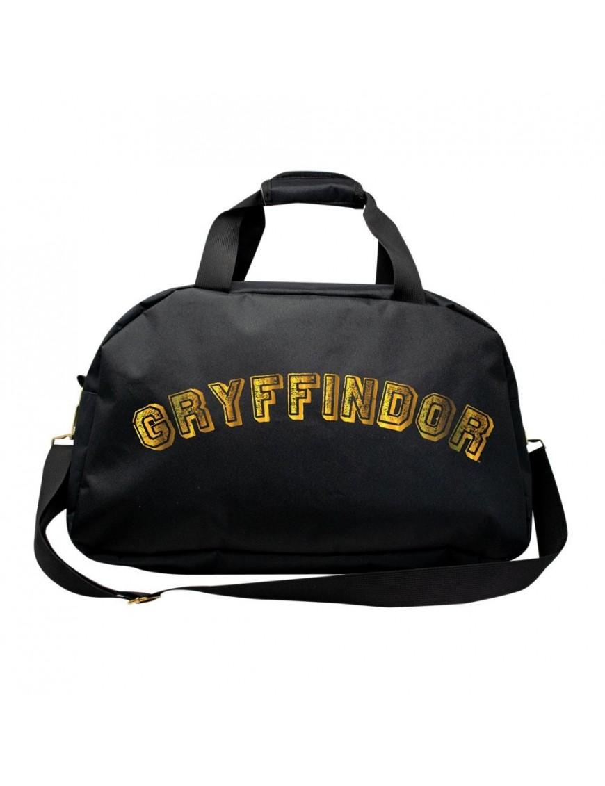 Harry Potter Sport Duffle Bag Gryffindor Black